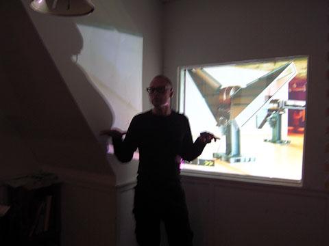 Artist Talk by Gereon Lepper