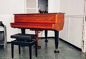 ピアノ自由練習週間
