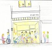 「夜と空き地」-コミュニティ、食、フリースペース-