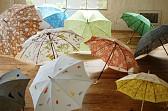 イイダ傘店『令和二年秋 日傘・雨傘展』