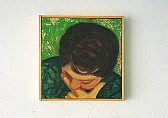 山川 順子 個展 「九人の肖像」
