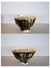 工藤冬里 「鬱陶 −マイナス茶碗 − 」