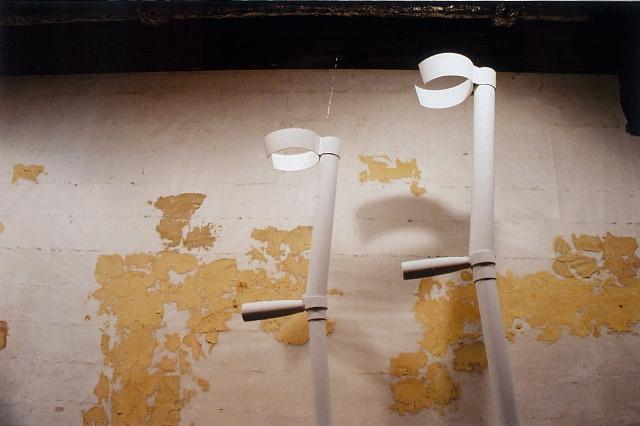 安西之展「GIANT CRUTCHESージャイアント クラッチーたちあがるクラッチ、それは…」