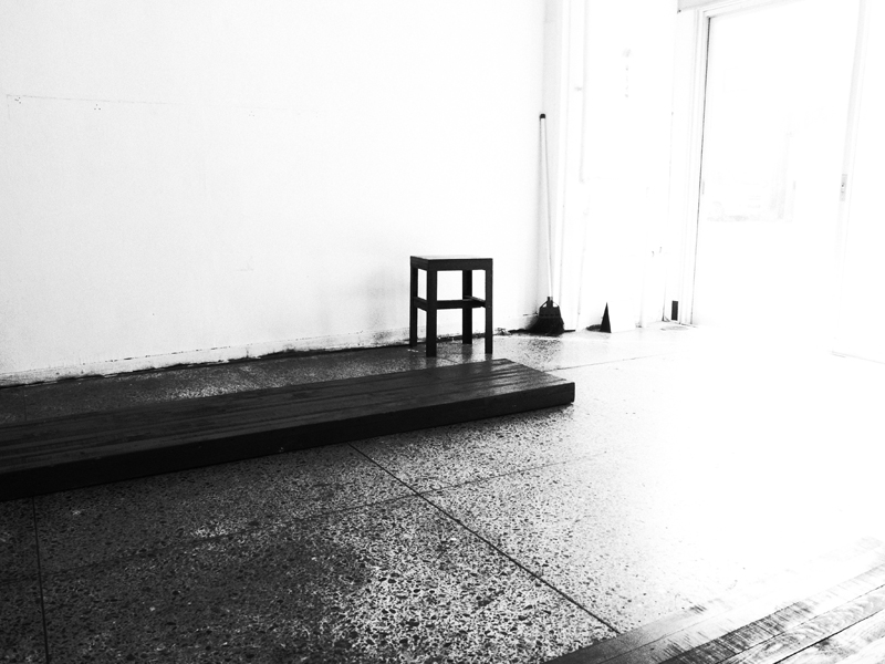 Sachiko M :I'm Here -shortstay-  traveling exhibition Ver.4 =Wintertime=
