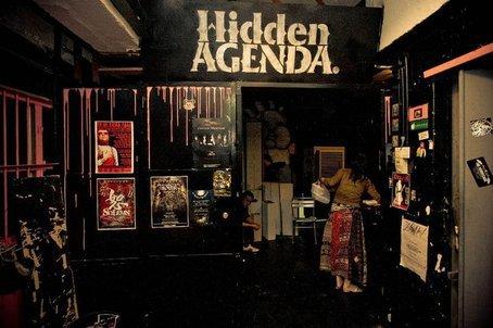 『HIDDEN AGENDA The Movieドキュメンタリー上映会』 ~香港アンダーグラウンド音楽の現在とDIYの場所作り~