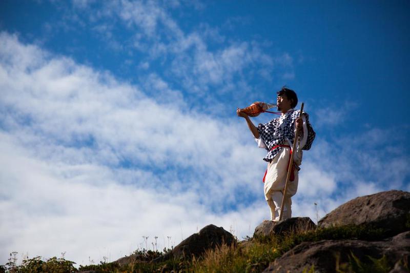 山伏トークイベント「山に伏して、町へ出よう」