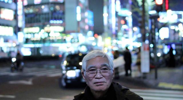 Against 2014</br> Fukuoka Extreme Film Festival</br> Adachi Masao : Cinema / Deterritorialization</br> 足立正生氏トーク「シネマ/テリトリー/アクション」