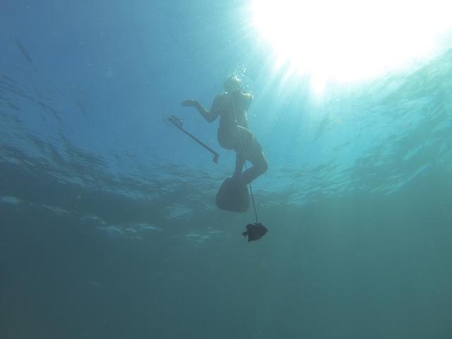 山内光枝:スリガオ/ミンダナオ(フィリピン)報告会<br>「飛び魚の島と海の民」
